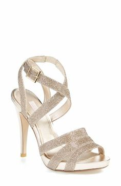 Free shipping and returns on Glint 'Desi' Platform Sandal (Women) at Nordstrom.com. A glimmering finish brings upscale glamour to a lithe, strappy sandal.