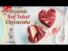 Brownie Red Velvet Cheesecake | #2 Mesa dulce para Baby Shower | Quiero Cupcakes! - YouTube