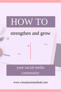 Gain more followers and loyal customers when you strengthen and grow your social media presence and community with these tips. Marketing Ideas, Business Marketing, Online Business, Facebook Marketing, Social Media Marketing, Digital Marketing, Social Media Trends, Social Media Content, Business Inspiration