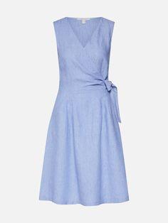 Objednej si ESPRIT Šaty - světlemodrá na ABOUT YOU. ✓Dodání a vrácení zboží zdarma ✓Dobírka ✓100 dnů na vrácení Dresses For Work, Summer Dresses, Nike, Shopping, Fashion, Moda, Fashion Styles, Fasion, Summer Outfits