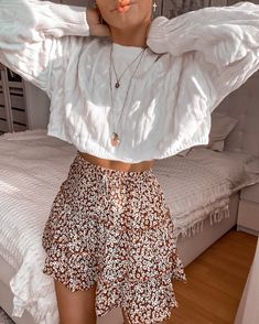 Teen Fashion Outfits, Mode Outfits, Retro Outfits, Girly Outfits, Cute Casual Outfits, Simple Outfits, Look Fashion, Teen Party Outfits, Trendy Summer Outfits