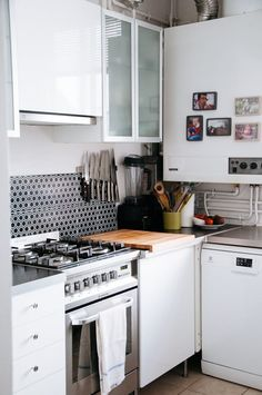 5 Things We've Learned from Paris Kitchens — Design Lessons from The Kitchn | The Kitchn