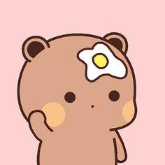 Cute Cartoon Pictures, Cartoon Profile Pics, Cute Love Cartoons, Cute Couple Pictures, Cute Images, Cute Couple Comics, Cute Comics, Cute Animal Drawings Kawaii, Cute Drawings