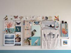 inspiration board 09/2010 - gennine's art blog