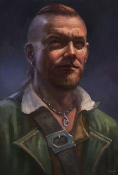 ArtStation - Pirate, Alexey Stepanov