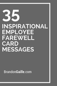 11 Farewell Employee Card Absurdly Driven looks at the apple of business with a agnostic eye and a durably abiding argot in cheek. Goodbye Message To Coworkers, Farewell Message To Coworker, Farewell Words, Farewell Email To Colleagues, Farewell Sayings, Farewell Greetings, Retirement Messages, Retirement Cards, Retirement Quotes For Coworkers