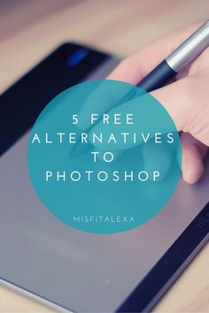 Today, I'm talking about my five favorite free photo editing programs that you can use instead of photoshop. Check them out! Photography Lessons, Photoshop Photography, Photography Editing, Photography Business, Photo Editing, Image Editing, Photography Tutorials, Photography Ideas, Photoshop Tips
