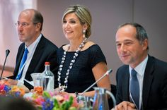 Queen Maxima attended UNSGSA Amsterdam meeting
