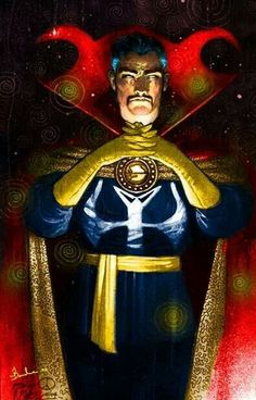 dr strange | Pinned by Mitchell Wessely