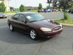 2001 Ford Taurus SE sedan for under $500 in Indiana