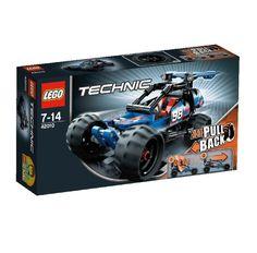 BARGAIN LEGO Technic 42010: Off-Road Racer JUST £14.99 At Amazon - Gratisfaction UK Bargains #bargains