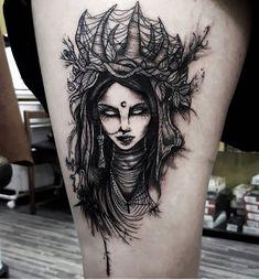 Sweets tattoo ideas unique - idee per tatuaggi dolci uniche Tattoo Ideas Sweet Tattoos, Unique Tattoos, Beautiful Tattoos, Black Tattoos, Small Tattoos, Body Art Tattoos, Girl Tattoos, Tattoos For Women, Satanic Tattoos
