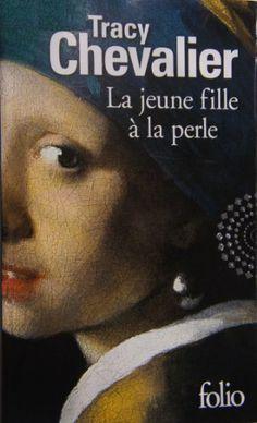 La Jeune Fille à la perle: Amazon.fr: Tracy Chevalier, Marie-Odile Fortier-Masek: Livres