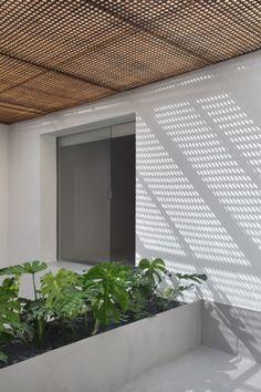 Internal courtyard, Studio GT SP by Studio Guilherme Torres
