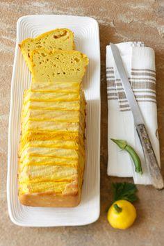 Zucchini-Polenta-Brot I © GUSTO / Theresa Schrems I www.gusto.at
