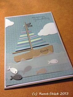 Kunst:Stück: Little Sailboat