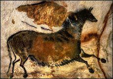 Lascaux pinturas rupestres Francia, Tercer caballo chino