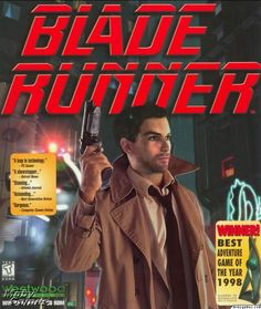 BLADE RUNNER PC GAME +1Clk Windows 10 8 7 Vista XP Install