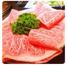 Best wagyu beef for shabu shabu ~ ❤