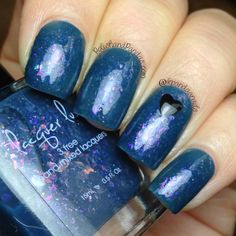 "Lacquer Lust ""Fashionably Late"" http://www.polishandpandas.com/2014/02/lacquer-lust-swatches-review.html#more"