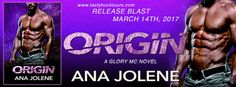 Reese's Reviews: Release Blast for ORIGIN by Ana Jolene
