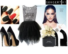 """""""Ariadne: Concert #1"""" by breezy-22 ❤ liked on Polyvore"""