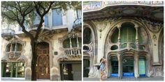 Modernismus #Barcelona