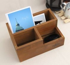 Cheap box mesh, Buy Quality box magnet directly from China box rest Suppliers: Wooden vintage remote control storage box zakka grocery storage wooden box three squares pen multifunctional storage box