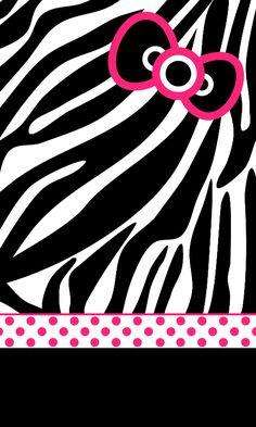Hello Kitty wallpapers animal print - Imagui
