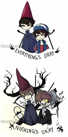 Wirt and dipper