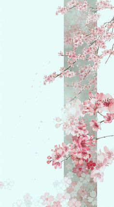 Tranh: Y Xuy Ngũ Nguyệt - Thoại Mai. Flowery Wallpaper, Flower Background Wallpaper, Pastel Wallpaper, Flower Backgrounds, Galaxy Wallpaper, Wallpaper Backgrounds, Beautiful Flowers Wallpapers, Pretty Wallpapers, Aesthetic Iphone Wallpaper