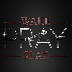 Wake Pray Slay with Letter Rhinestone Iron on Transfer for Clothes [vc_row][vc_column][vc_column_text] SKU Size Customzied Color Crystal,Red Material Hotfix Rhinestone MOQ 25 PCS [/vc_column_text][/vc_column][/vc_row]
