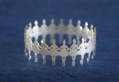 Sterling Silver Ballerina Bangle Bracelet