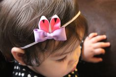 Easter Headband - Bunny Ears Headband