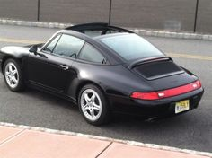 1998 Porsche 911 Carrera Targa