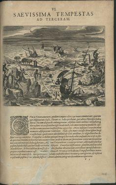 Res. 501 A. - 0223 _new - Johann Theodor Bry (ca 1565?-1609); Johann Israel BRY (1561-1623) - «Tertia pars Indiae Orientalis qua continentur…». Francofurti : excudebat Matthaeus Beckerus, 1601 RES. 501 A