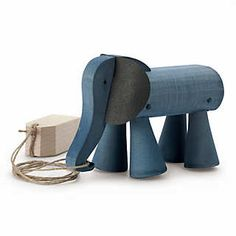 Toy Elephant  | Physical & Musicial Toys