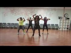 """Zumba® with LO - All On Me / Choreo Collab with Renate """"RSwag"""" - YouTube"""