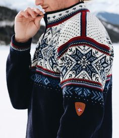 DALE OF NORWAY | Vail unisex   sweater | Shop now at Daleofnorway.com