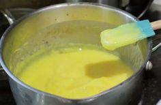 Torta panqueque naranja | En Mi Cocina Hoy Fondue, Cheese, Ethnic Recipes, Pancakes, Desert Recipes, Food Cakes, How To Make
