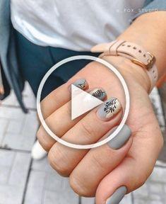 www.chaserbrand.com Spring Nails, Summer Nails, Cow Nails, Tattoo Drawings, Tattoos, Holiday Nail Art, Short Nails, Pretty Nails, Nail Designs