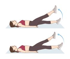 Fitness Workouts, Hiit Workout Videos, Pilates Workout Routine, Tips Fitness, Yoga Routine, Yoga Fitness, Fitness Motivation, Lose Lower Belly Fat, Slim Waist Workout