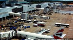 Most frequently delayed airports