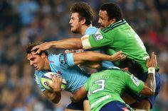 Malakai Fekitoa Photos: Super Rugby Semi Final - Waratahs v Highlanders