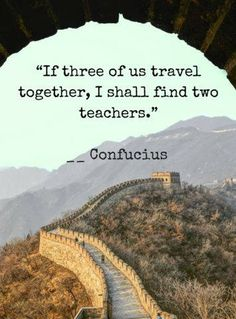 The Wisdom of Ancient China (Quotes) Confucius Quotes, Quran Quotes, Eastern Philosophy, Buddhist Quotes, History Quotes, Ancient China, Chinese Culture, English Quotes, Travel Quotes