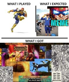 What I Expected Super Smash Bros.