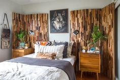 Boring bedrooms are a bummer, particularly if you're hoping to create a relaxing space that also amps you up in the morning and sets you up for a great day. Try out some of the design details in your bedroom — they might be just what your space needs to push into bold territory.