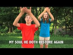 Barnyard Roundup Music Video | The Lord's My Shepherd, I'll Not Want | Concordia's 2016 VBS - YouTube