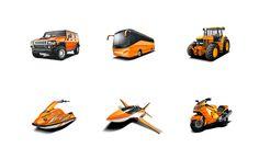 Иконки для сайта — Работа №45 — Портфолио фрилансера Денис Головатюк (yadroid) — Weblancer.net