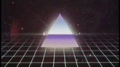 animation 80s vhs glitch